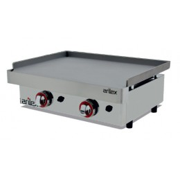 Plancha a gas de 6,4kW 600x400mm