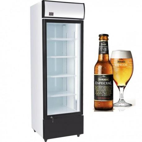 armario expositor refrigerado especial cervezas