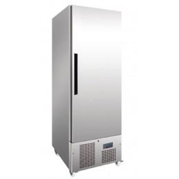 Armario de congelación 1 puerta 440L acero inoxidable