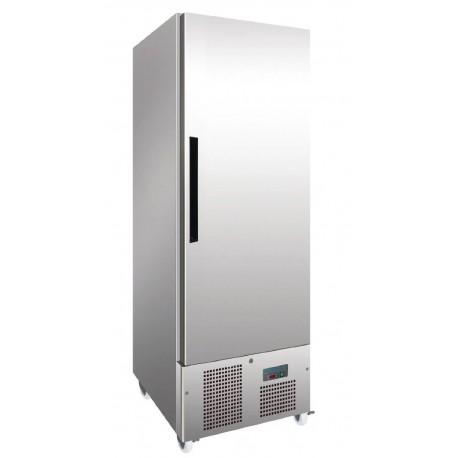 Armario congelador 1 puerta 440l acero inoxidable - Armarios de acero inoxidable ...