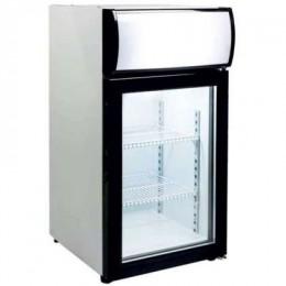 Expositor sobremesa congelación 50L