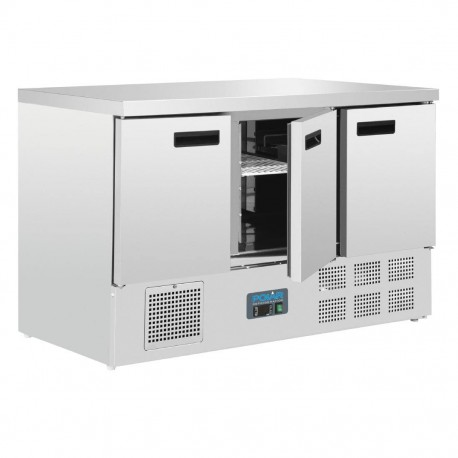 bajo mostrador refrigerado 3 puertas