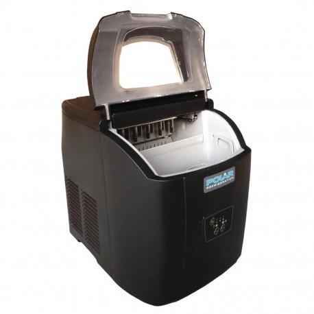 Máquina de hielo sobremostrador 10kg/24h