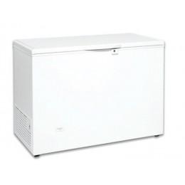 Congelador horizontal 1400x620x860mm con puerta ciega abatible
