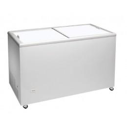 Congelador horizontal 1283x670x895mm con puerta ciega corredera