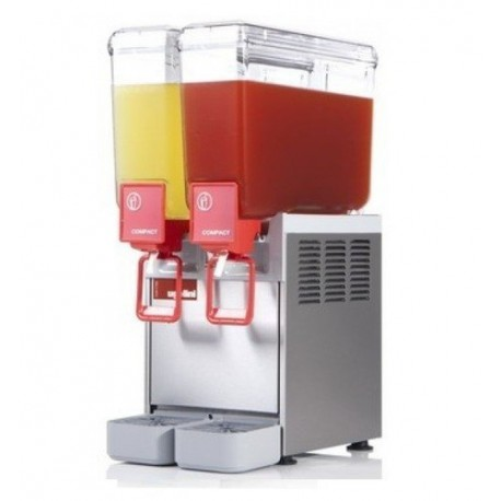 Dispensador de bebidas frías 2x8L