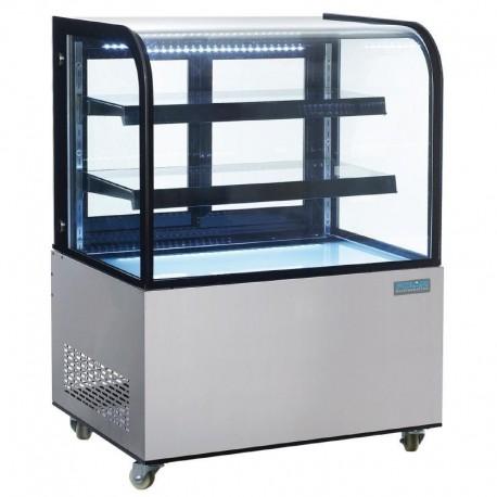 Vitrina expositora refrigerada 270L