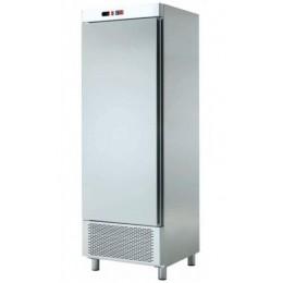 Armario refrigerado 1 puerta 600L acero inoxidable