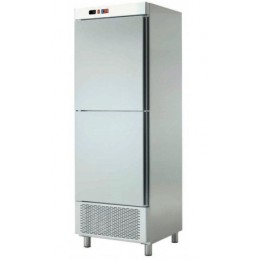 Armario refrigerado 2 medias puertas 600L