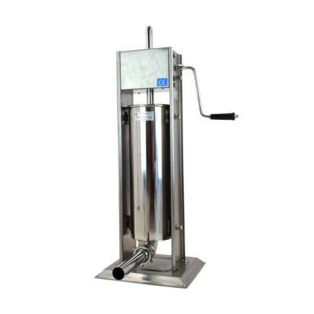 Embutidora vertical 7 litros