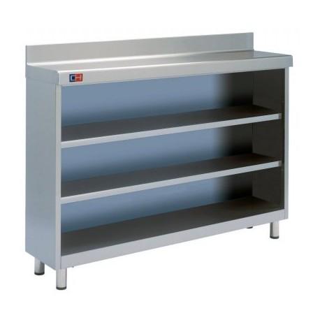 Mueble estantería 1500x350x1045mm