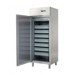 Armario refrigerado para pescado con 7 contenedores