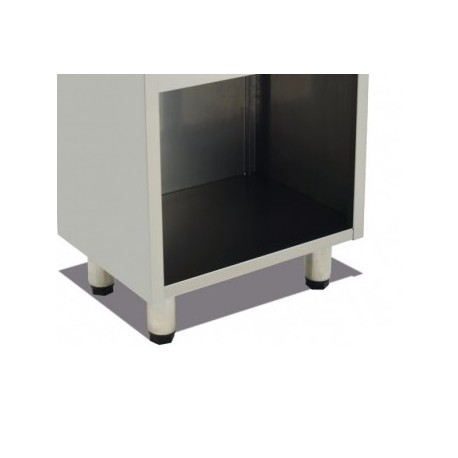 Mesa soporte de acero inoxidable 590x510x600mm