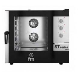 Horno panadería 6X600x400/GN1/1 de 10,5kW