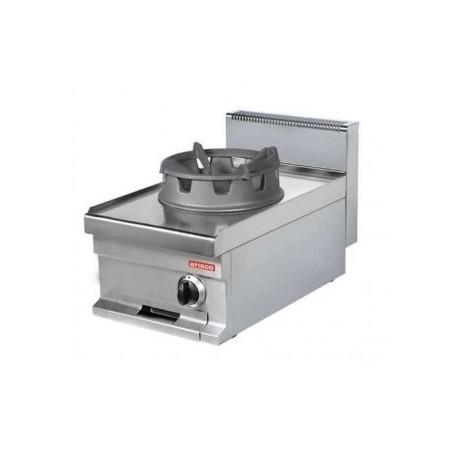 Cocina wok a gas 1 fuego 16kW