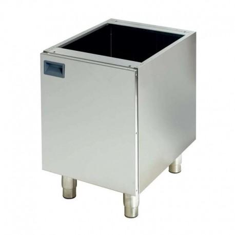 Mueble soporte con 1 puerta 400x520x660mm