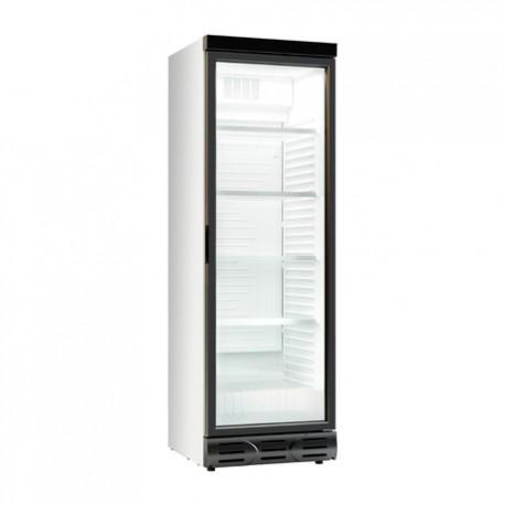 Armario expositor refrigerado 382L sin cabezal luminoso