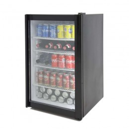 Armario expositor mini refrigerado 120L