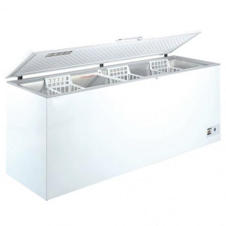 Arcón congelador gran capacidad 2055x715x833mm