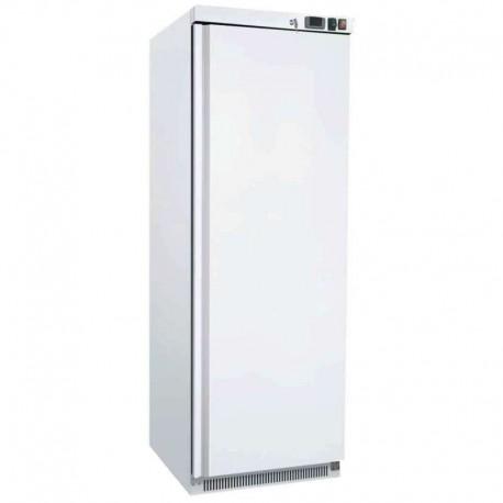 armario refrigerado comercial 400L color blanco