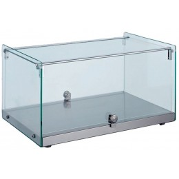 Vitrina expositora neutra 554x361x305mm