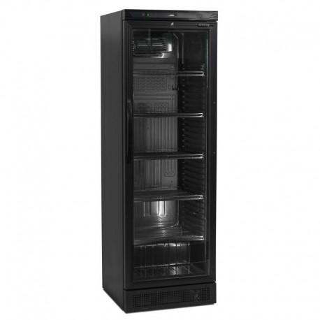 Armario expositor refrigerado 372L color negro