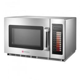 Microondas comercial 1800W programable de uso intensivo