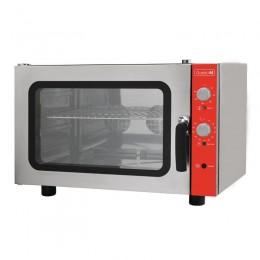 Horno Gastro-M 4X600x400 6,3kW 400V con humidificador