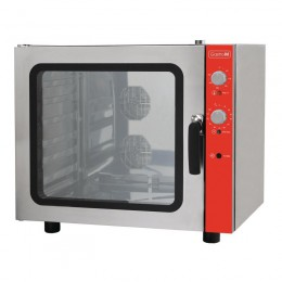 Horno Gastro-M 6X600x400 de 7,7kW con humidificador