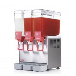 Dispensador de bebidas frías 3x8L