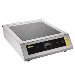 Cocina de inducción 3kW uso intensivo