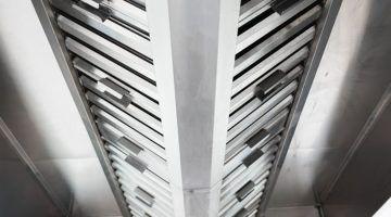 Normativa campanas extractoras cocinas industriales